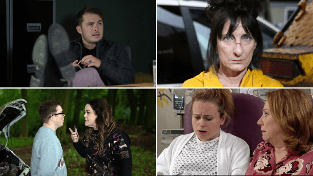 All new spoilers for EastEnders, Hollyoaks, Emmerdale and Coronation Street