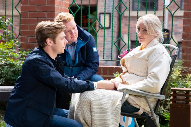 Coronation Street spoilers: Dying Sinead Tinker struggles with the severity of her illness tonight