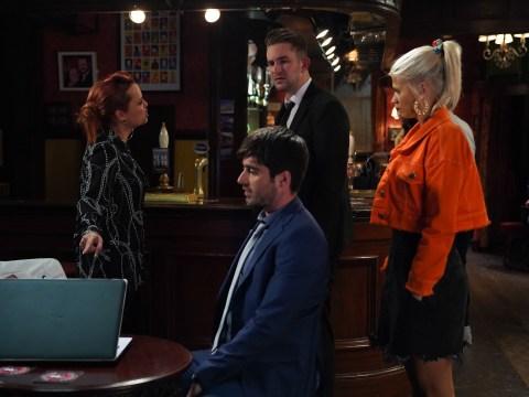 EastEnders spoilers: Whitney Dean discovers Callum Highway's secret