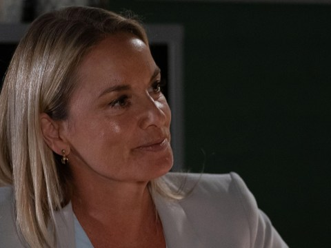 EastEnders spoilers: Tamzin Outhwaite reveals thrilling car chase scenes as Mel Owen sets out to expose Sharon Mitchell's secret