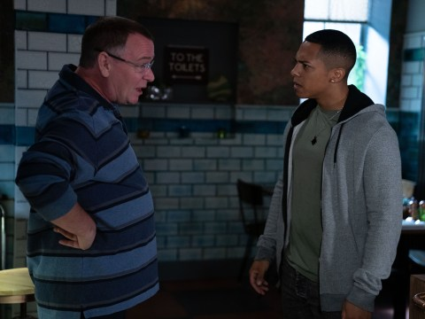EastEnders spoilers: Keegan Baker brutally attacks Ian Beale