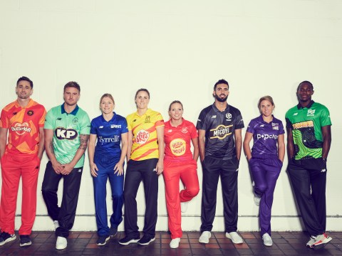 The Hundred: England stars and icon players picked as team names and kits are unveiled
