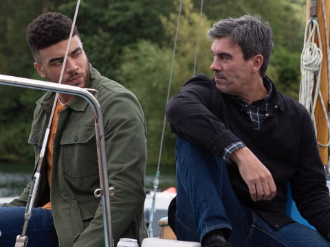 Emmerdale spoilers: Can Cain Dingle accept Nate Robinson is his son after boat explosion?