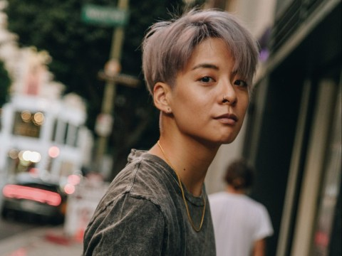 Amber Liu admits there are 'no plans' for an f(x) reunion as she talks 'angry' new single Hands Behind My Back