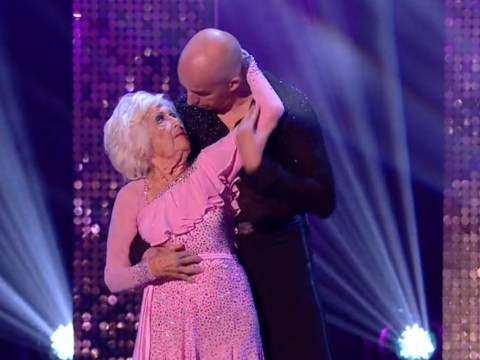 Britain's Got Talent's Paddy, 85, and Nicko take on iconic Dirty Dancing routine in Champions final