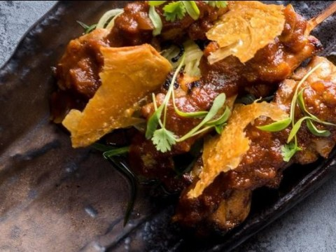 Bar Fox: An affordable and delicious  11-course south-east Asian tasting menu in Waterloo