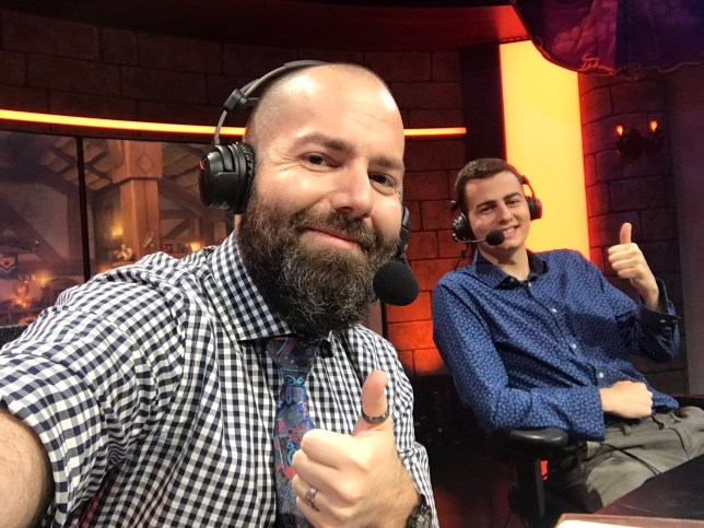 Top Hearthstone caster quits in protest at Blizzard's Hong Kong policy
