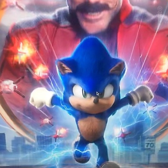 Sonic The Hedgehog S Movie Redesign Leaked Again And It S Looking