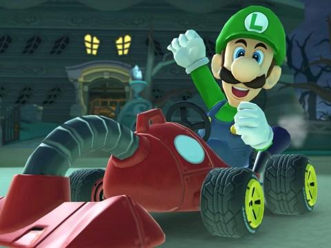 Luigi's Mansion and King Boo coming to Mario Kart Tour