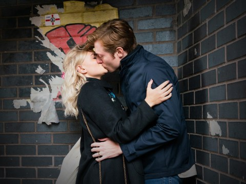 Coronation Street star Lucy Fallon has received fan abuse over Bethany Platt and Daniel Osbourne kiss