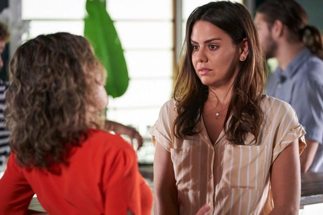 Home and Away spoilers: Mackenzie and Karen in showdown over Rick