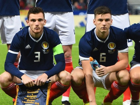 Kieran Tierney is better defensively than Liverpool's Andy Robertson, claims John Hartson