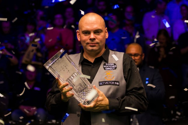 Stuart Bingham hits form ahead of English Open defence: 'Something clicked'