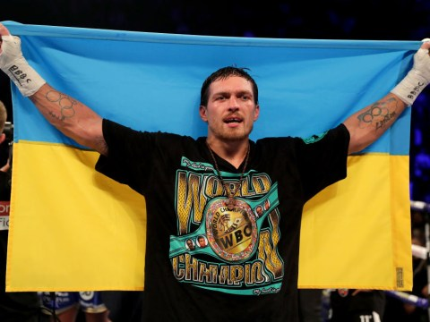 Oleksandr Usyk hits back at Deontay Wilder for mocking his heavyweight ambitions