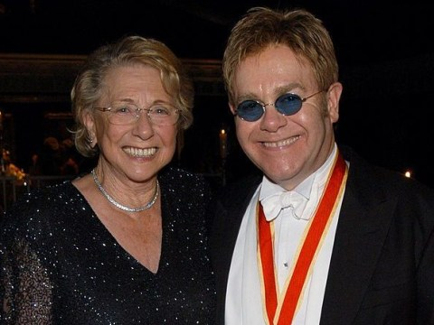 Elton John brands his mother a 'sociopath' as he admits she never met his sons