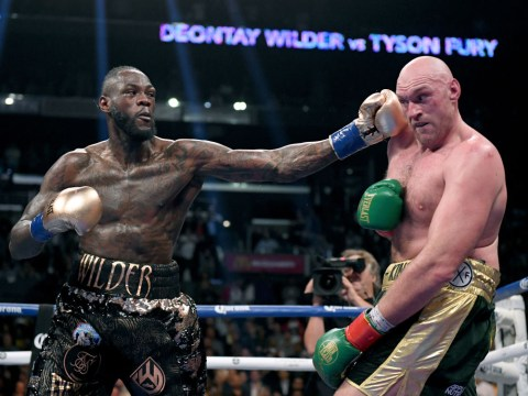 Deontay Wilder accuses Tyson Fury of 'lying' about WWE purse