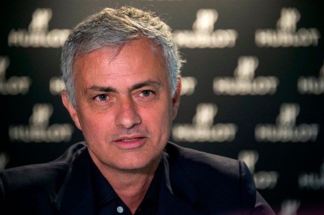 Jose Mourinho is interested in returning to the Premier League