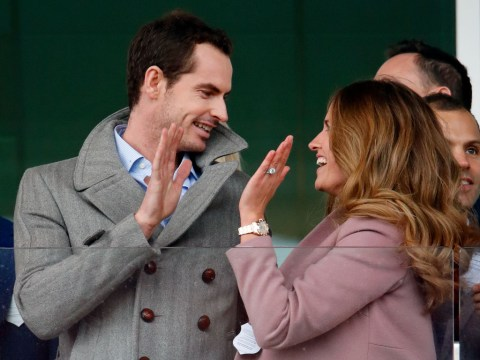 Andy Murray and his wife Kim expecting their third child 'as soon as next week'