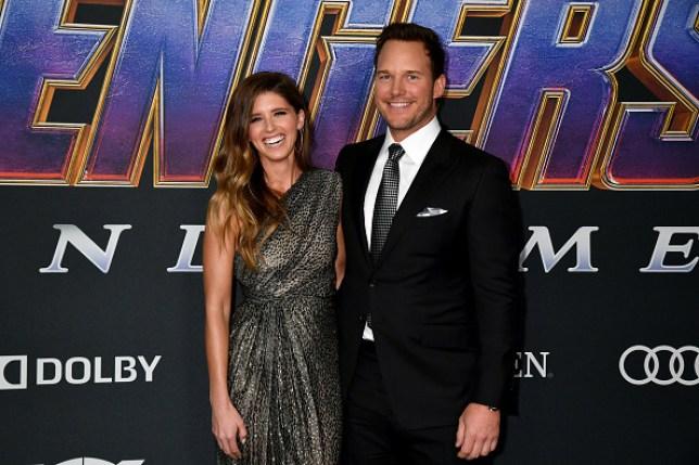 Chris Pratt trolls wife Katherine Schwarzenegger's cooking skills after her epic fail at microwaving a bagel