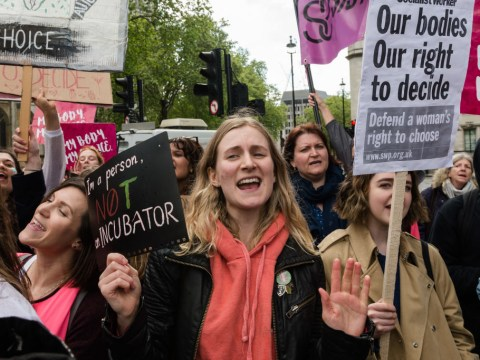 Stormont, be on the right side of history. Trust women and let abortion be legalised