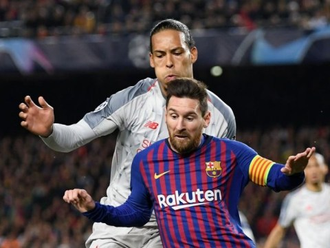 Lionel Messi reveals why Virgil van Dijk is difficult to play against after Barcelona's Champions League failure against Liverpool