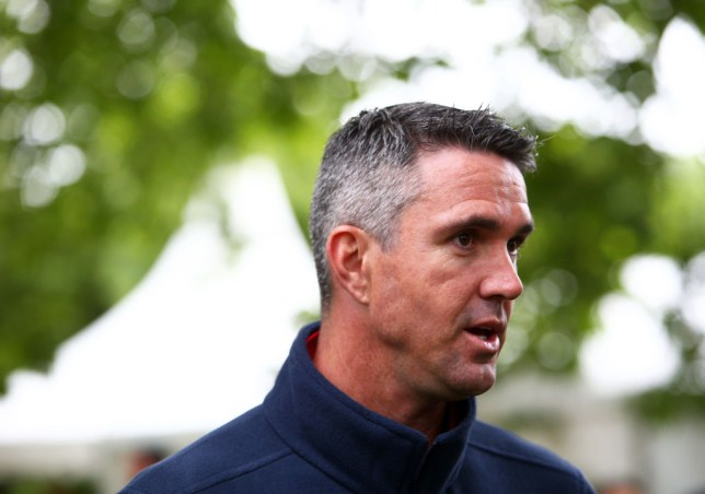 Kevin Pietersen has revealed his concern with England's Chris Silverwood appointment