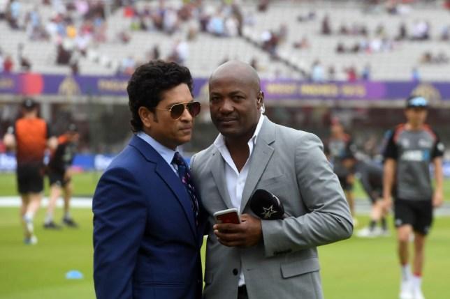 Cricket legends Sachin Tendulkar and Brian Lara will play in the new T20 tournament