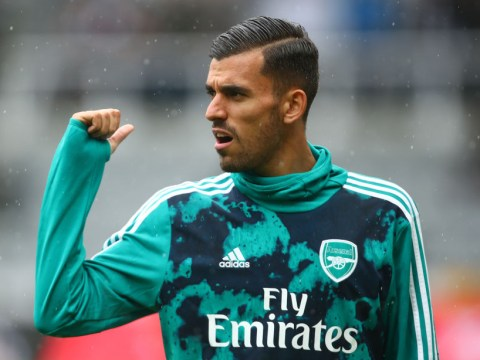 Unai Emery says it is too soon to make a decision over Dani Ceballos' Arsenal future