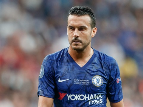 Pedro unhappy at Chelsea and considering future after being axed by Frank Lampard