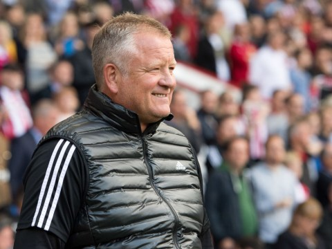 Sheffield United 'fancy their chances' in front of 'hostile crowd' against Arsenal, says Chris Wilder