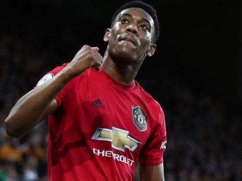 Manchester United star Anthony Martial vows to 'come back stronger' from injury