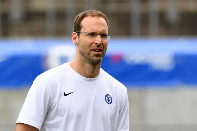 Petr Cech sends warning to Chelsea youngsters and rates their start under Lampard