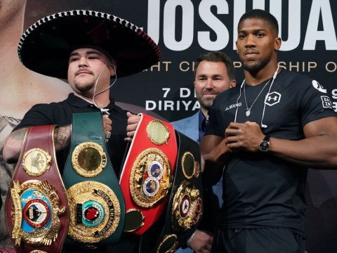 Anthony Joshua might give up one world title after Andy Ruiz Jr rematch, reveals David Haye