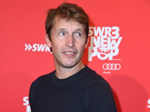James Blunt says he will 'never be cool' and same