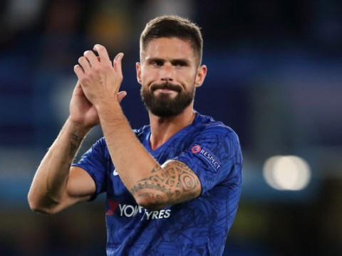 Olivier Giroud speaks out on losing his place to Tammy Abraham after Chelsea beat Lille in the Champions League