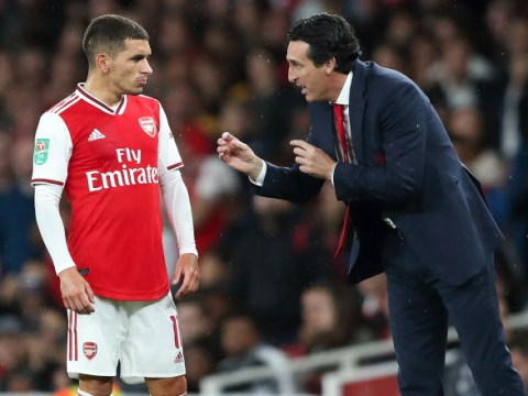 Lucas Torreira has 'confidence' playing as Arsenal's most advanced midfielder, says Unai Emery