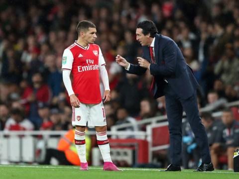 Lucas Torreira has a 'big future' at Arsenal, insists Unai Emery