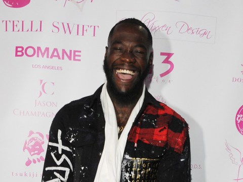 Deontay Wilder predicting big future for Daniel Dubois but says Oleksandr Usyk is 'no threat'