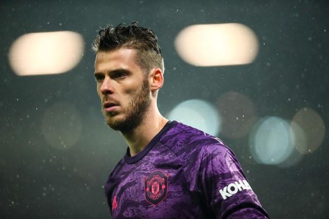 David de Gea felt Manchester United 'deserved' to beat Arsenal in the Premier League clash