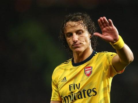 David Luiz confident Unai Emery will improve Arsenal's leaky defence