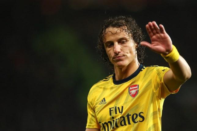 David Luiz responds to criticism of Arsenal's defending under Unai Emery