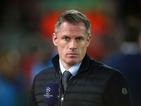 Jamie Carragher reveals what could cost Liverpool the Premier League title