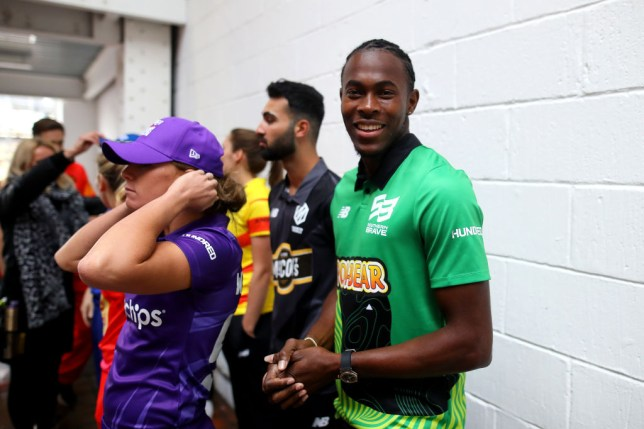 England star Jofra Archer will represent Southern Brave in The Hundred
