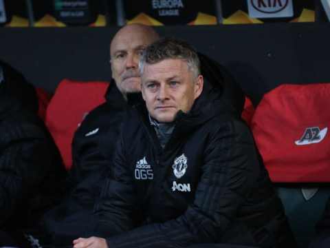 Ole Gunnar Solskjaer's Manchester United set unwanted record after dismal draw with AZ Alkmaar