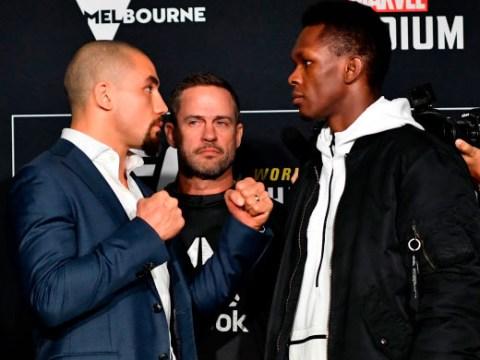 The Prospect's UFC 243 Picks: Nathaniel Wood backs Robert Whittaker to beat Israel Adesanya
