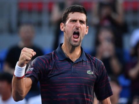 Novak Djokovic wins Japan Open on injury return in perfect Tokyo 2020 dry run