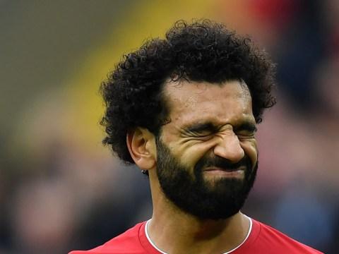 Brendan Rodgers hits back at Jurgen Klopp over Mohamed Salah complaint