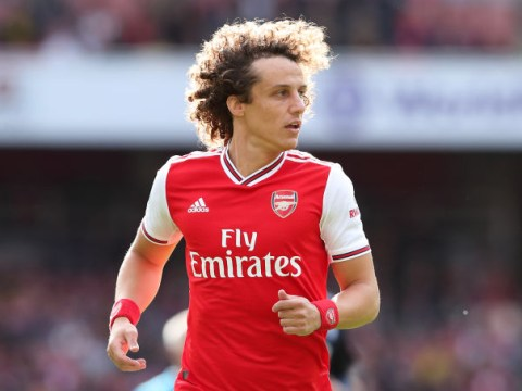 Unai Emery praises David Luiz for 'helping' Arsenal's young players after win over Bournemouth