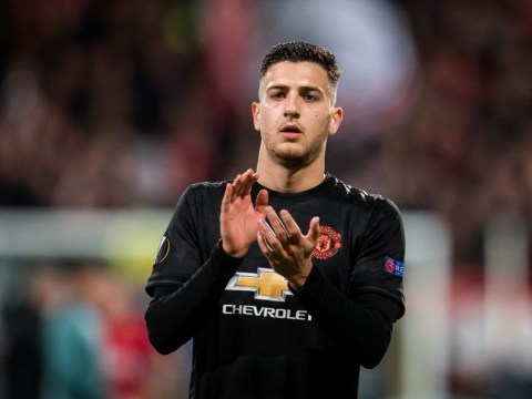Diogo Dalot posts injury update ahead of Manchester United's clash vs Partizan Belgrade