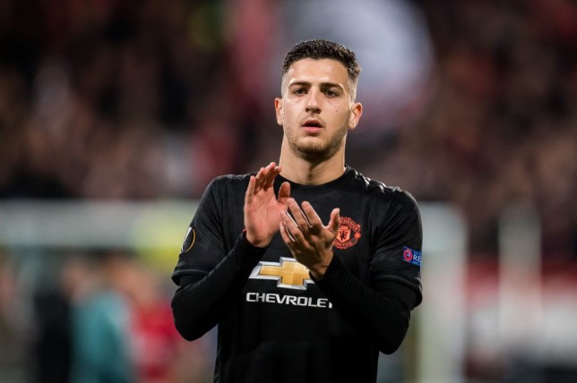 Diogo Dalot has confirmed he's set for a spell on the sidelines